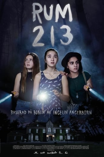The Rum 213 (2017) movie poster image