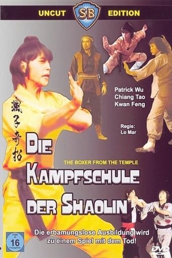 Die Kampfschule der Shaolin