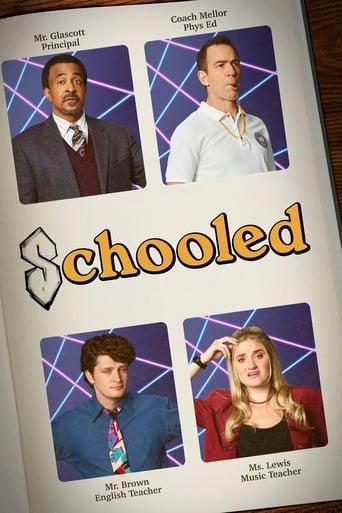 Poster de Schooled S01E08
