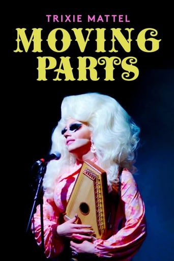 Poster of Trixie Mattel: Moving Parts