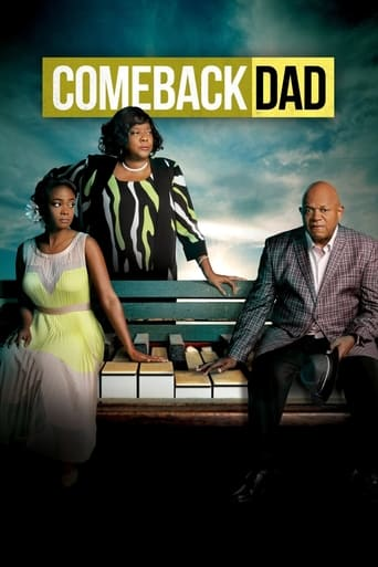 Poster of Comeback Dad
