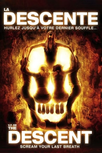 Poster of The Descent