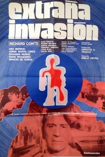 Poster of Extraña invasión