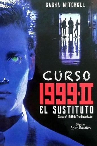 Poster of Curso de 1999 II: El sustituto