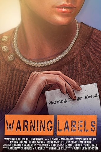 Poster of Warning Labels