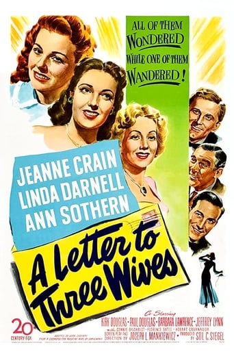 Watch A Letter to Three Wives Online