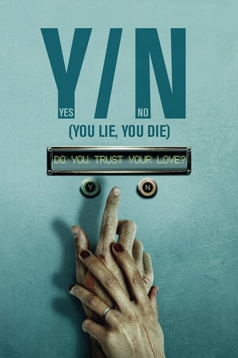 Poster of You Lie, You Die