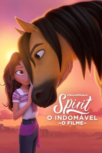 Spirit O Indomável - Poster