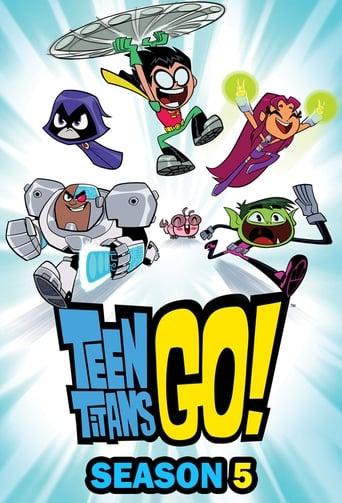 Poster de Teen Titans Go! S05E22