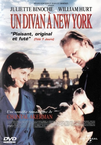 Poster of Un divan à New York