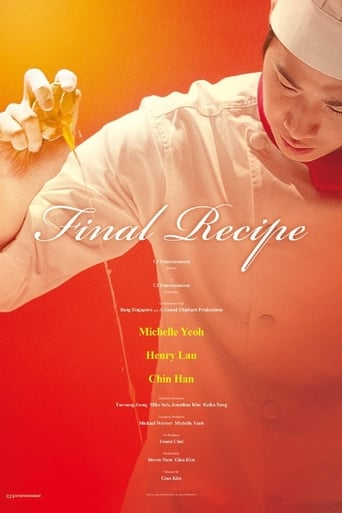 Poster of Final Recipe