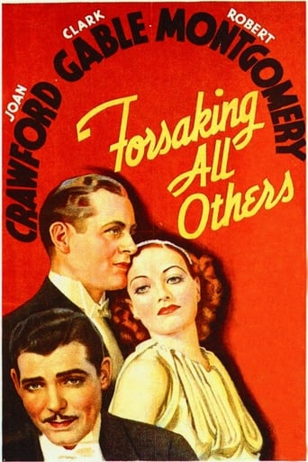 Poster of Forsaking All Others