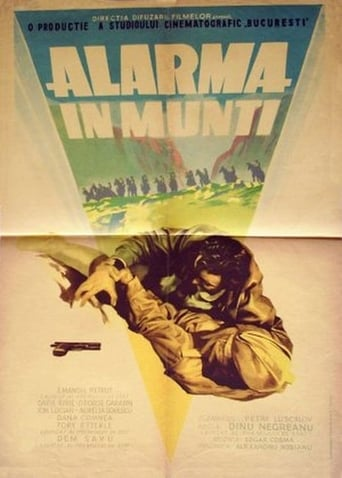 Alarma in munti