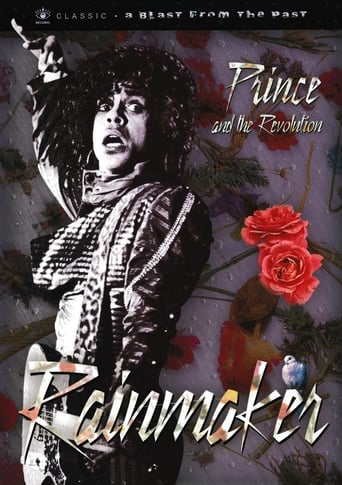 Poster of Prince and the Revolution: The Makings Of Rain