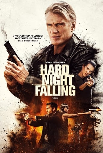 Hard Night Falling Poster