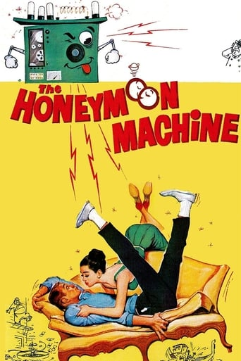 Poster of The Honeymoon Machine