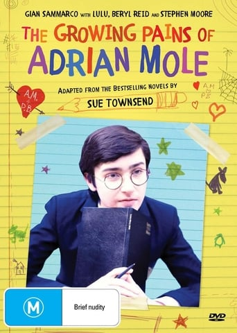 Poster of The Growing Pains of Adrian Mole