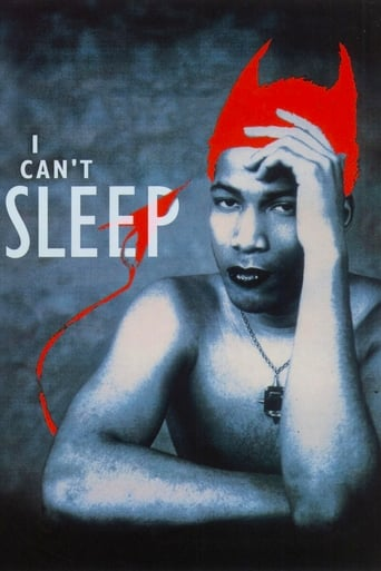 Poster of I Can't Sleep