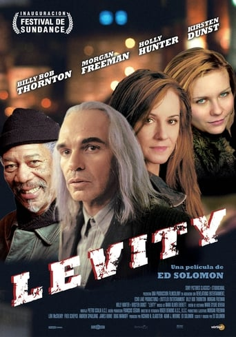 Poster of Levity