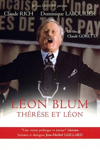 Léon Blum : Thérèse et Léon