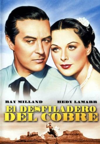 Poster of El desfiladero del cobre