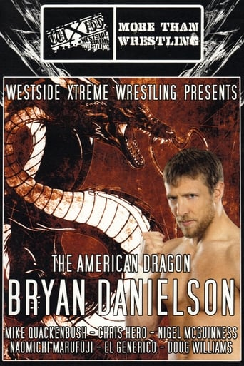 Poster of WXW Presents: The American Dragon Bryan Danielson