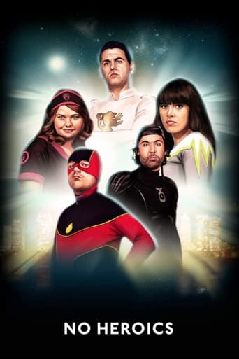 Poster of No Heroics