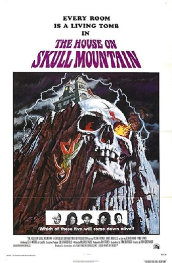Poster of The House on Skull Mountain