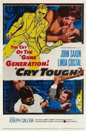 Poster of Cry Tough