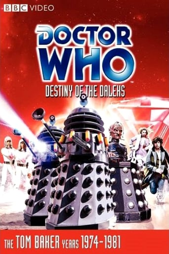 Poster of Doctor Who: Destiny of the Daleks