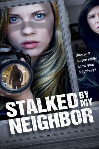 Poster of Stalked by My Neighbor