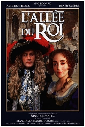Poster of L'allée du roi