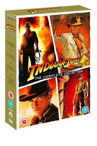 Poster of Indiana Jones and the Ultimate Quest