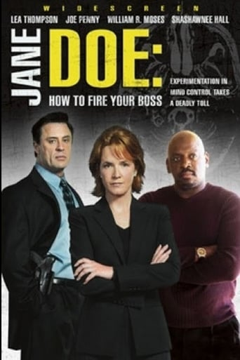 Poster of Jane Doe: How to Fire Your Boss