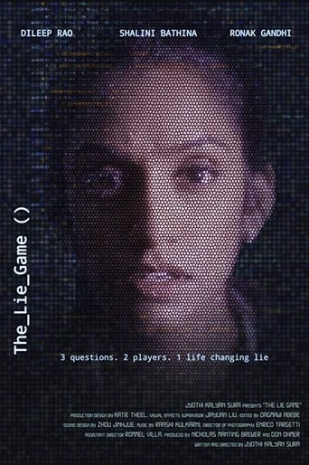 Poster of The Lie Game
