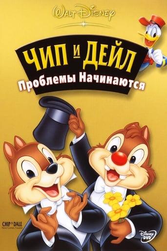 Tico e Teco Diversão em Dobro - Poster