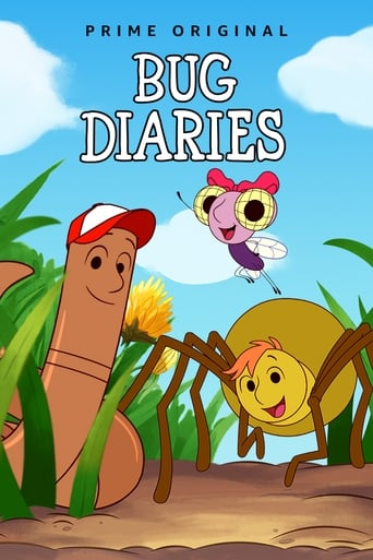 Capitulos de: The Bug Diaries