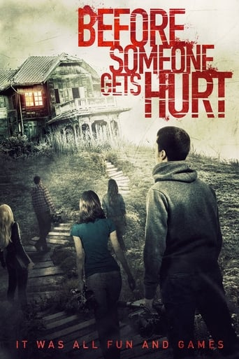 Poster of Before Someone Gets Hurt