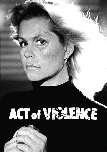 Poster of Act of Violence