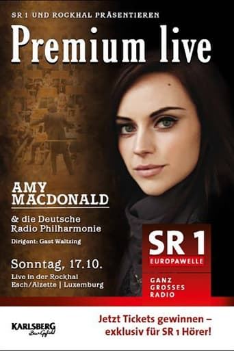 Amy Macdonald: Live At The Rockhal Luxemburg