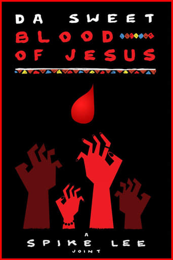 Poster of Da Sweet Blood of Jesus