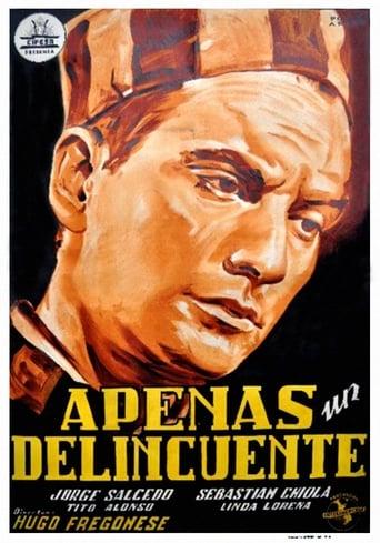 Poster of Hardly a Criminal