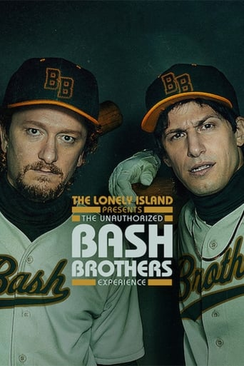 The Lonely Island Presents: The Unauthorized Bash Brothers Experience Movie Poster
