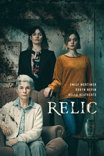 Watch Relic Online Free in HD