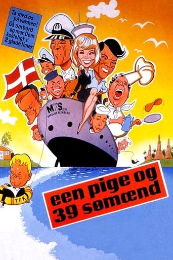 Een pige og 39 sømænd Movie Poster
