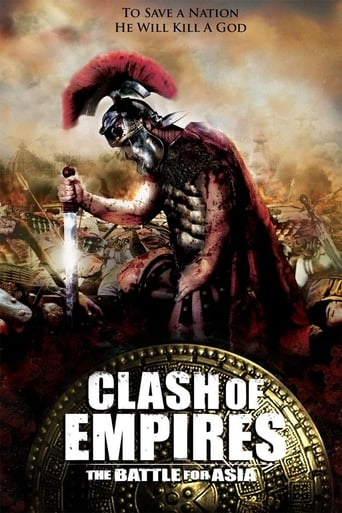 Poster of Clash of Empires: The Battle for Asia