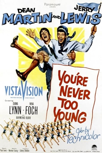 'You're Never Too Young (1955)
