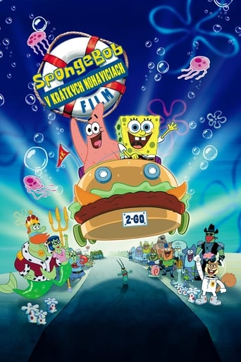 SpongeBob v krátkych nohaviciach