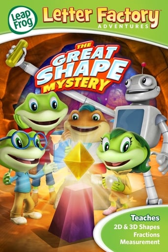 Poster of Leapfrog Letter Factory Adventures: Great Shape Mystery