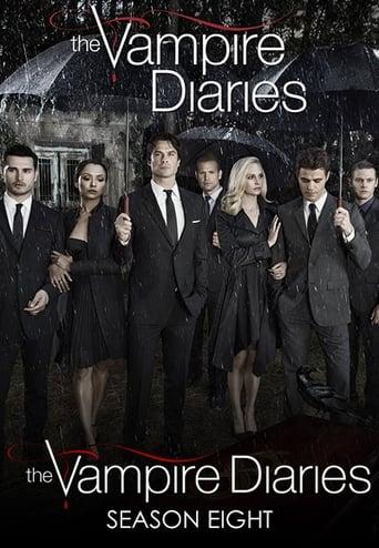 Diários de um Vampiro 8ª Temporada - Poster